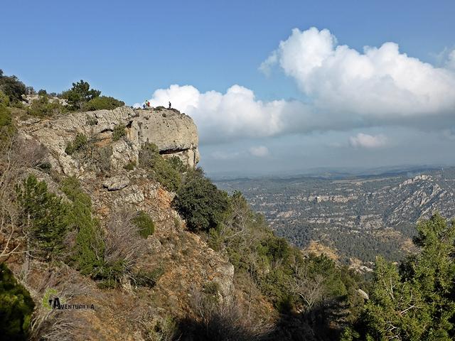 vistas del Montsant