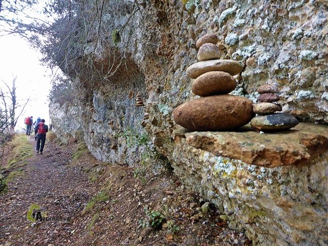 senderismo en el Montsant
