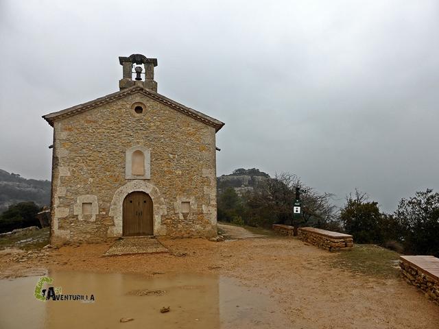 ermita de la Mare de Deu de Montsant