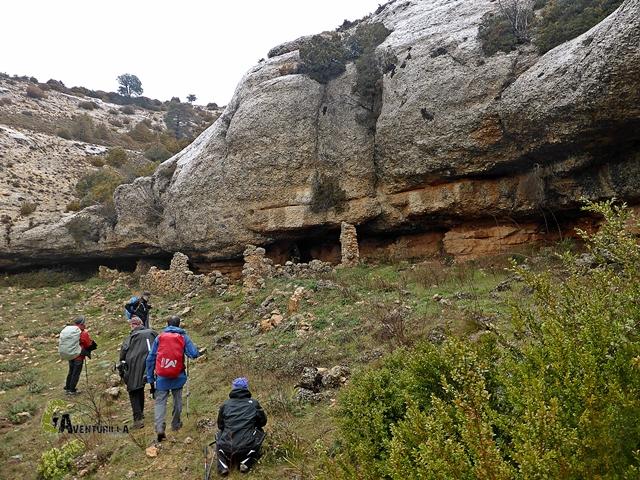 Cova del Moloner en el Montsant