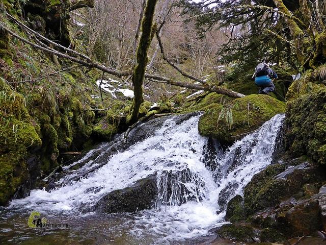 cascadas en Laciana