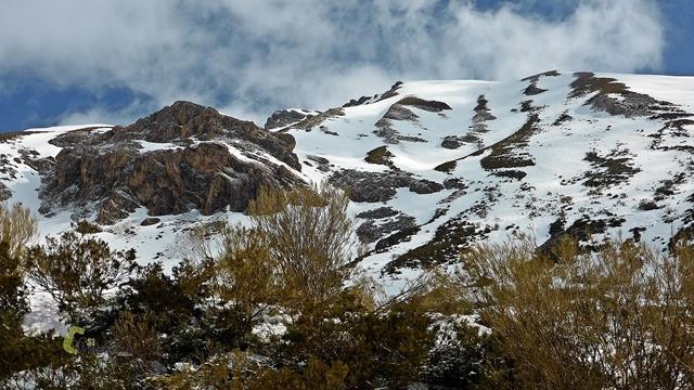 Peña Rubia en valle de Laciana