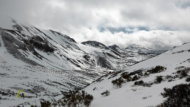 valle del río Sosas
