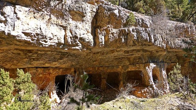 Barranco de las Valluertas