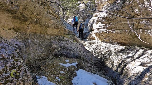 Barranco de la Castellana