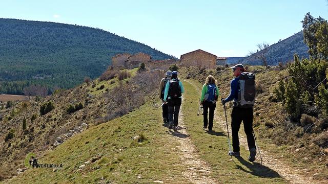 ruta por la Sierra de Gudar