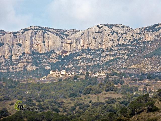 Vistas de la Serra Major