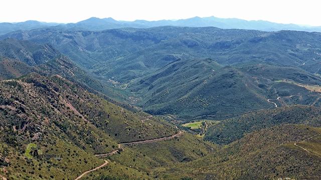 Vistas desde Monte Pina
