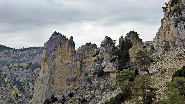 Sierra de Castril.