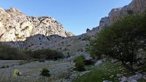 Hacia el nacimiento del río Castril