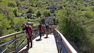 puente en el río Castril