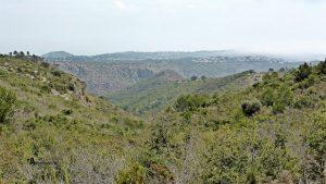 barranco de Martorell