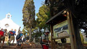 Itinerario senderista El Tabalet-La Rodana