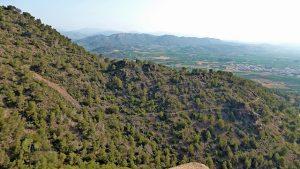 Vistas desde el Tabalet