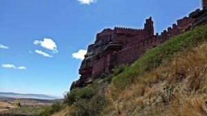 rutas del castillo de Peracense