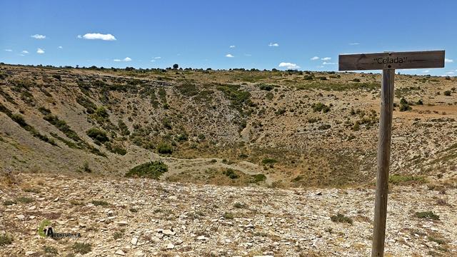senderismo en Albarracín