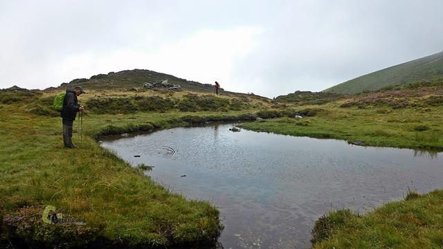 Laguna en Laciana