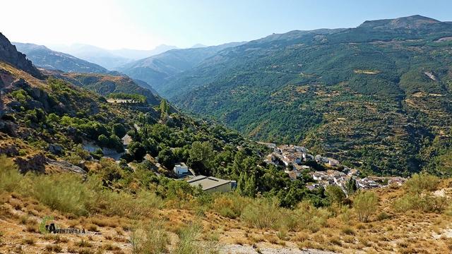 Vistas del Valle del Genil