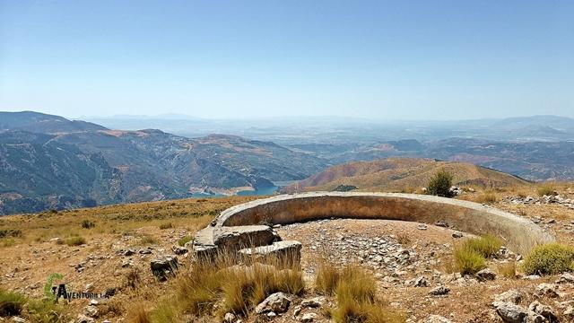 Los Parapetos de Güejar Sierra