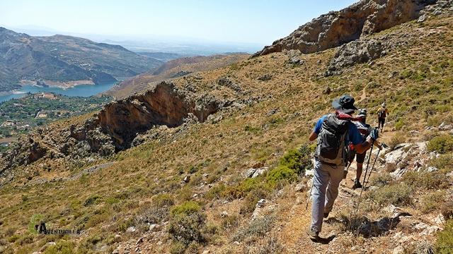 Bajada a Güejar Sierra