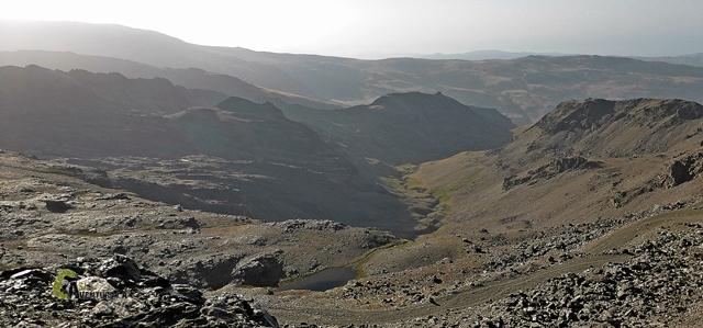 Valle del río Veleta