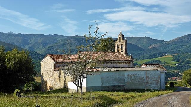Ermita de San Martín de Grazanes
