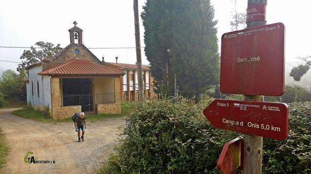 Ermita de San José en Parres