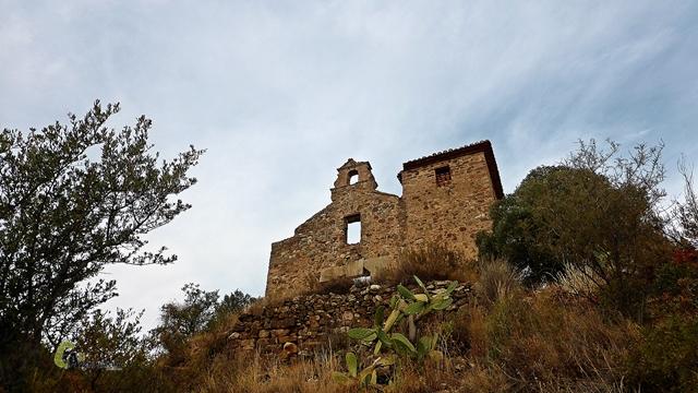 Ermita de Santa Bárbara en Onda