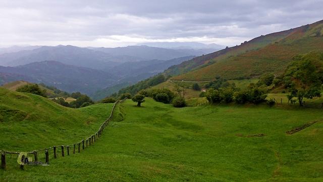 Compleja orografia de Asturias