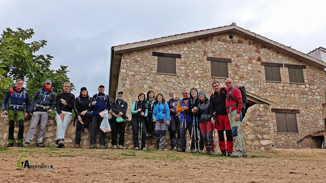 Senderismo en Jaén