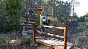 sendero de las trincheras de Mora de Rubielos