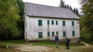 Casa forestal en Irati