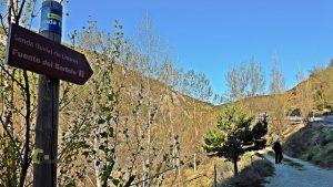 Senda Fluvial del Linares