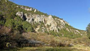 Cerro Brun y la Peña cagada