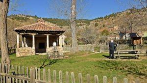 Ermita de Loreto en Linares de Mora