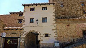 Portal Alto en Linares de Mora