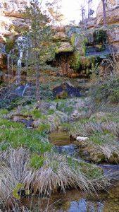 Cascada de las Lavaderas