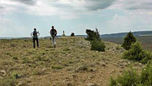 Geodésico de la Muela de Teruel