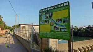 Paseo botánico Calduch