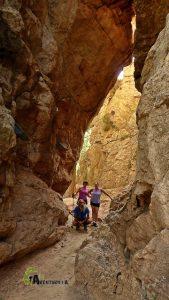 formaciones geológicas de Aliaga