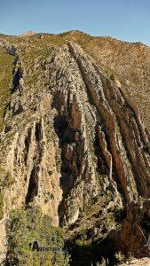 Formaciones rocosas de Teruel