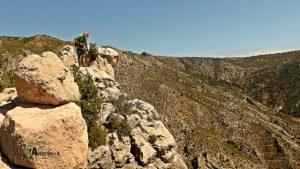 Mirador natural en Teruel