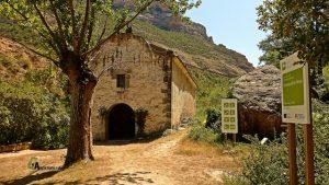 Ermita Virgen de la Peña en Pitarque