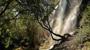 Cascada en Pitarque