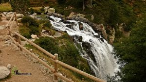 Cascada d'Aiguallut