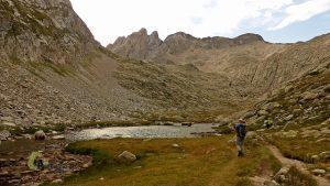 Ibon del valle de l'Escaleta