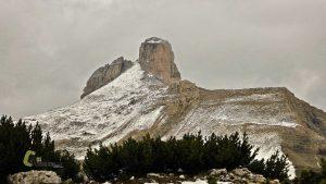 Montañas de Dolomitas