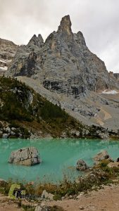Lago del Sorapís