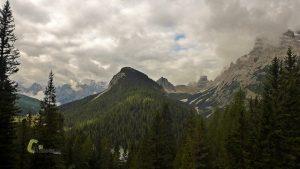 Monte Popena y Cristallo