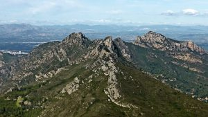 Sierra de Corbera
